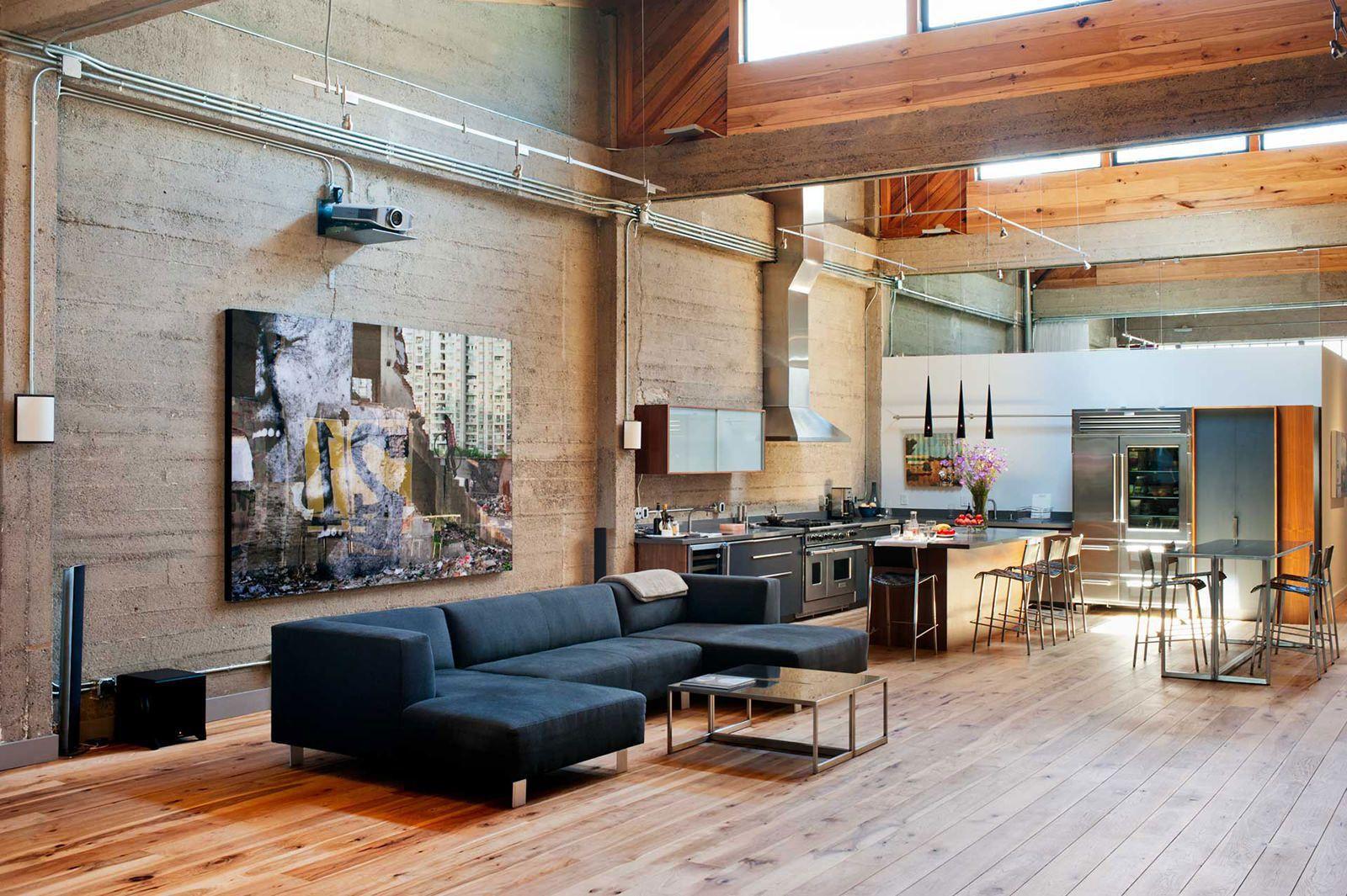 дизайн loft фотографии
