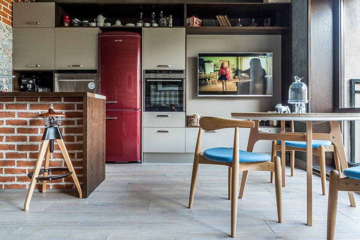 как оформить стиль loft в украине