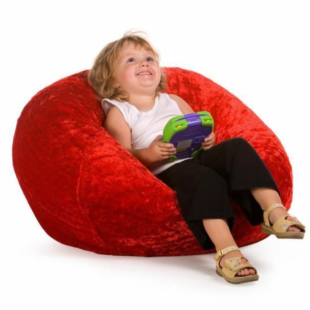 Кресло мешок и дети бескаркасная мебель от производителя