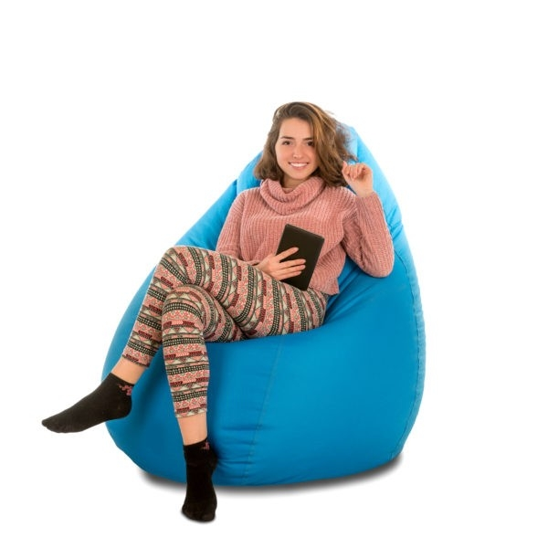 бескаркасная мебель и боль в спине