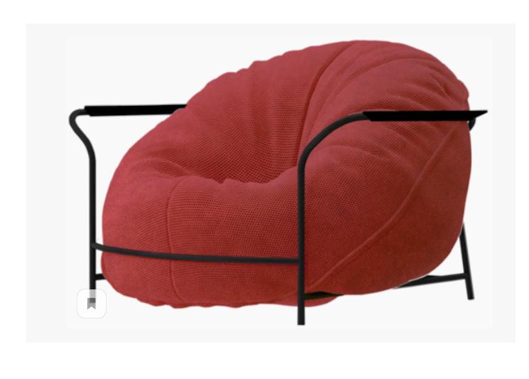 Какие кресла бывают в хай-тек стиле?