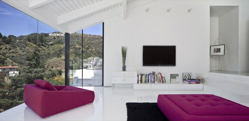 минимализм в интерьер квартира