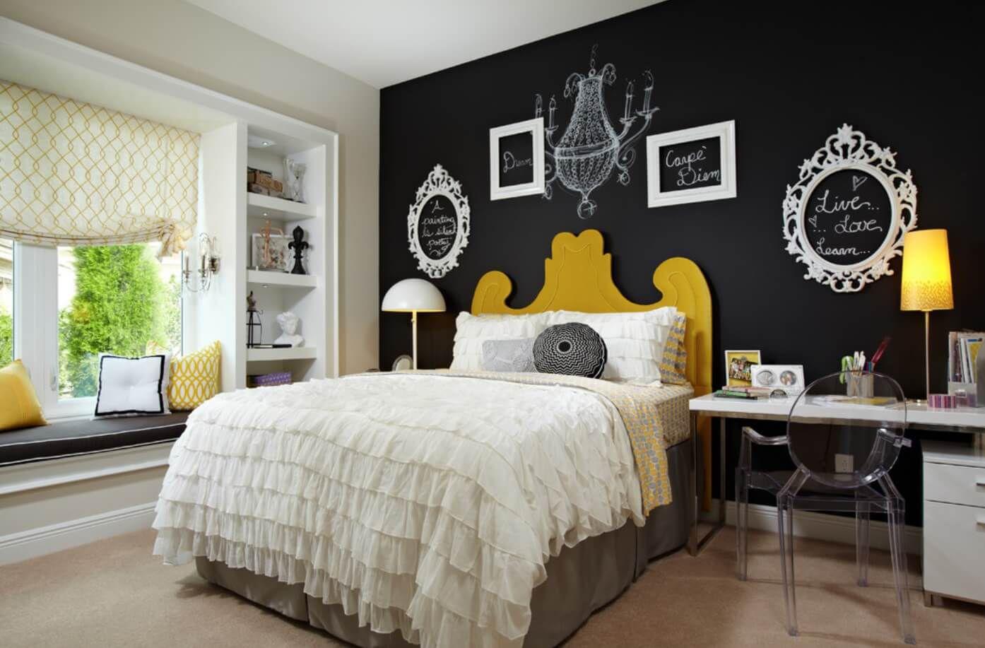 Как оформить интерьер в спальне?
