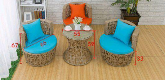 Купить плетённую ротанговую мебель для гостинной в Украине