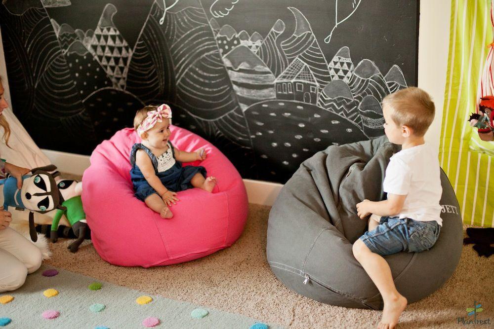 бескаркасная мебель для сада