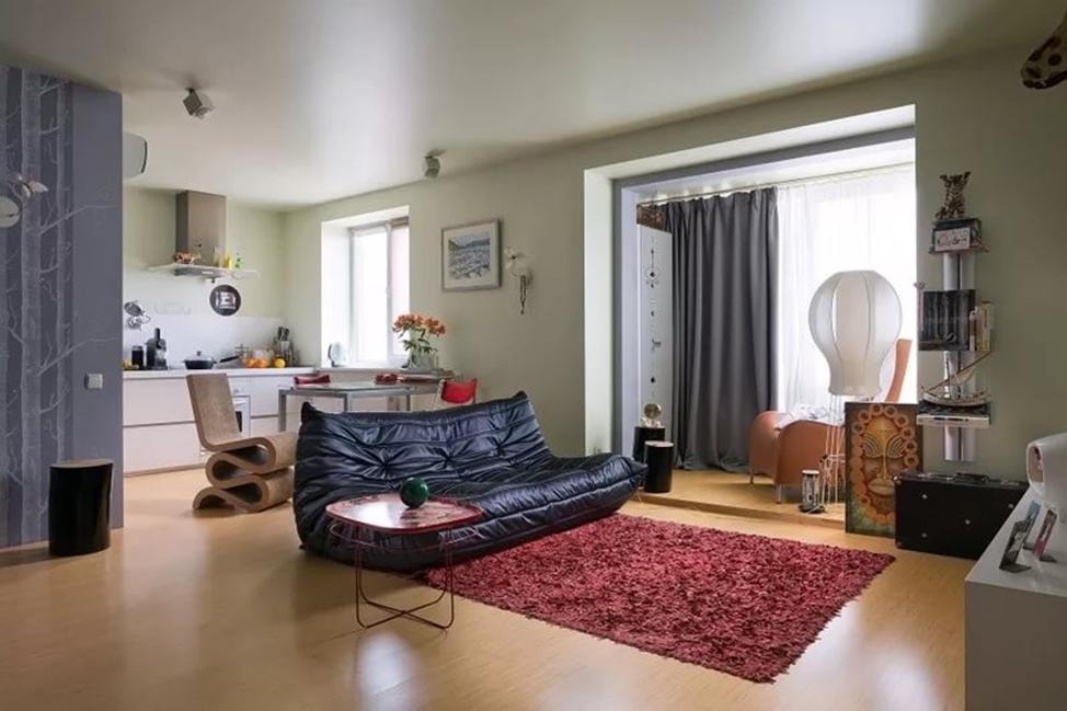 совет как сделать однокомнатную квартиру