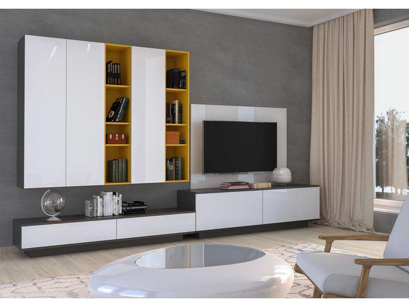 Глянцевая поверхность: куда и как вписать блестящую мебель? Советы