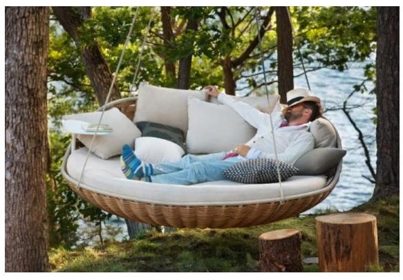 мебель для отдыха на природе