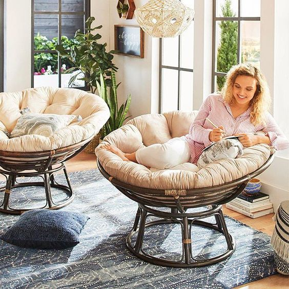 кресло мамасан и комфорт