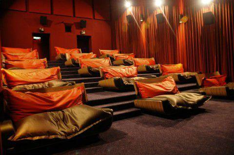 Кинотеатр Beanie, в Малайзии