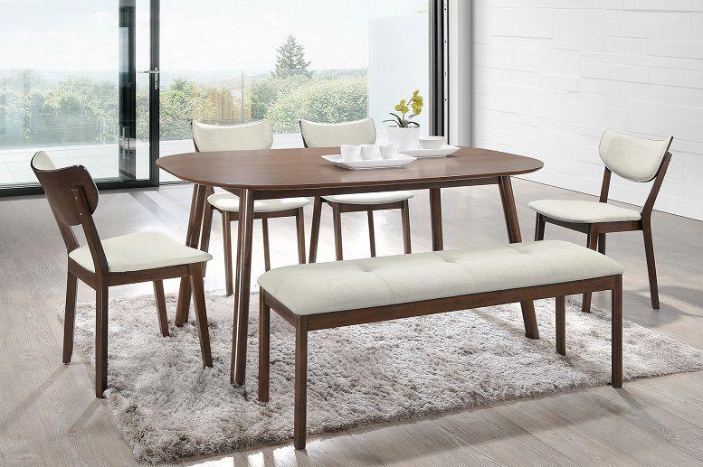 стол для просторной кухни обеденный