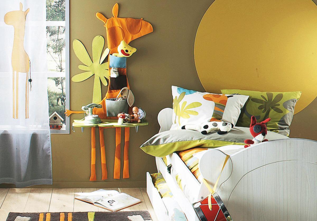 идеи для детской комнаты интерьер