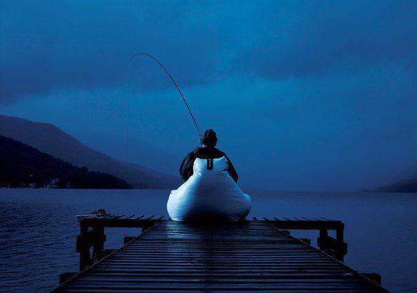Почему обычный стул плохое кресло для рыбака