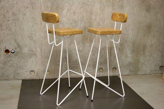 Купить барный стул в стиле Хай-Тек Лофт