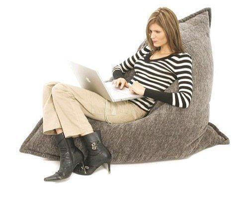 Как в домашних условиях сделать кресло подушку мат?