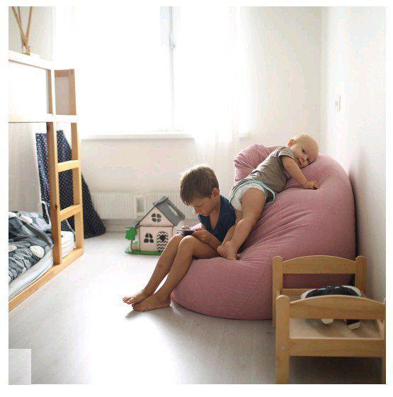 кресло мешок в детскую идеи советы по выбору