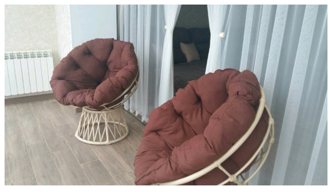 кресло папасан на лоджию