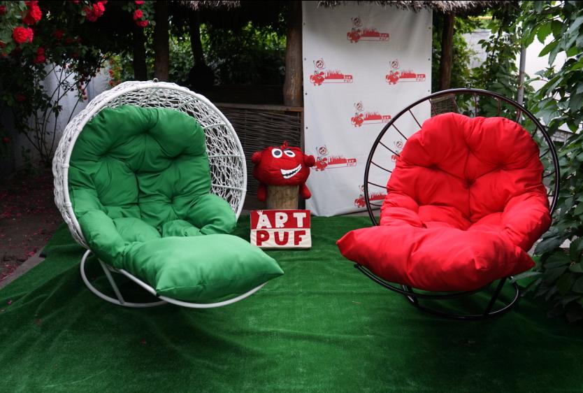 подвесное кресло кокон шар