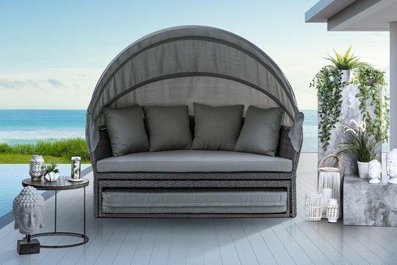 мебель из ротанга пример фото