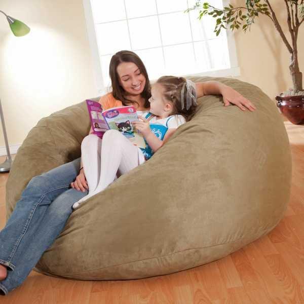 кресло мешок для двоих человек