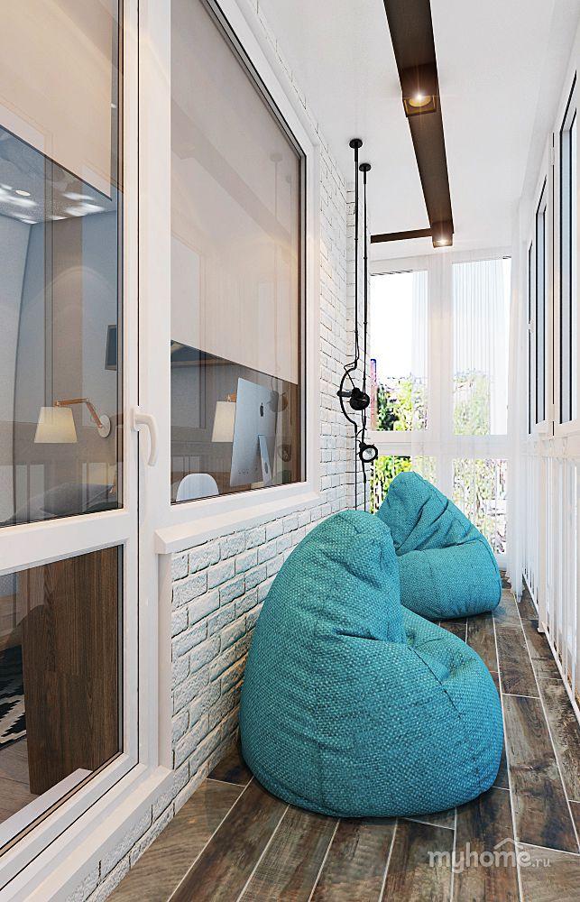 Какую мебель выбрать для балкона или террасы?.
